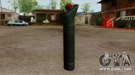 Original HD Bomb Detonator for GTA San Andreas second screenshot