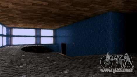 Retextured interior of the mansion MADD Dogg for GTA San Andreas second screenshot