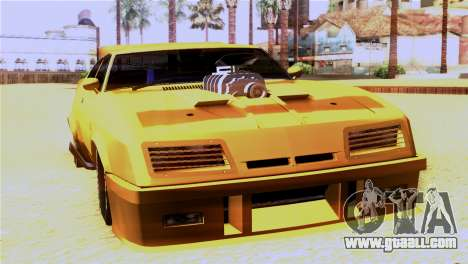 Ford Falcon XB Interceptor Mad Max for GTA San Andreas