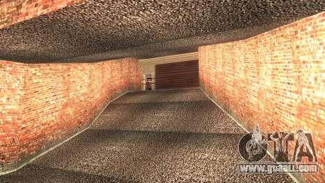 Doherty Garage Retexture for GTA San Andreas second screenshot