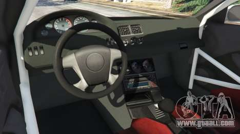 BMW M3 GTR E46 Most Wanted v1.2 for GTA 5