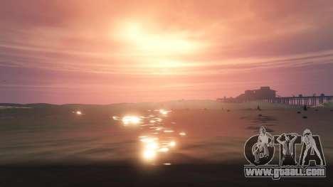 GTA 5 Big waves v1.1 fifth screenshot