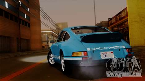 Porsche 911 Carrera RS 2.7 Sport (911) 1972 HQLM for GTA San Andreas right view
