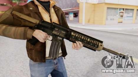 M4A1 Magpul for GTA San Andreas