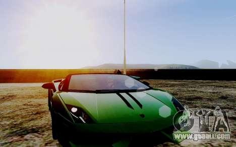 ENB Series HQ Graphics v2 for GTA San Andreas sixth screenshot