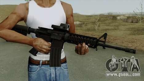 AR-15 Trijicon for GTA San Andreas third screenshot