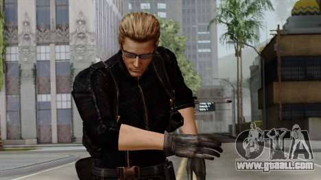 Wesker Midnight for GTA San Andreas
