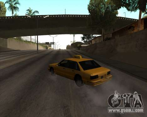 Drift for GTA San Andreas third screenshot