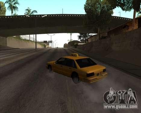Drift for GTA San Andreas third screenshot