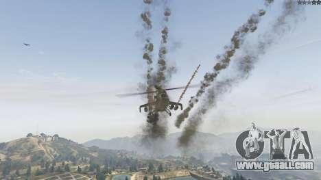 GTA 5 Realistic rocket pod 2.0 fourth screenshot