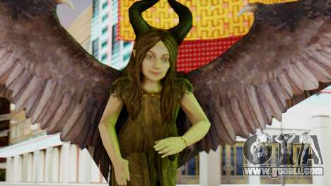 Malefica Child for GTA San Andreas