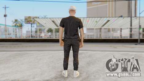 Personalized Skin from GTA Online for GTA San Andreas third screenshot