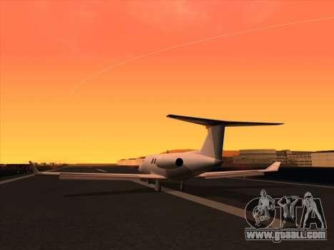 Ultimate Graphics Mod 2.0 for GTA San Andreas forth screenshot