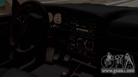Volkswagen Golf 3 Shine for GTA San Andreas right view