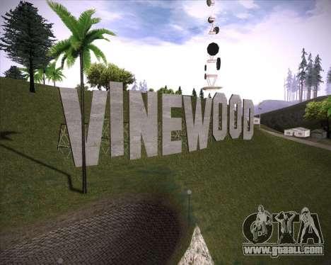 Professional Graphics Mod 1.2 for GTA San Andreas