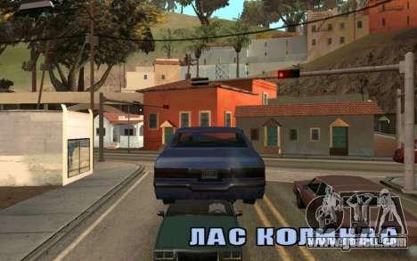 Veh Jump for GTA San Andreas third screenshot