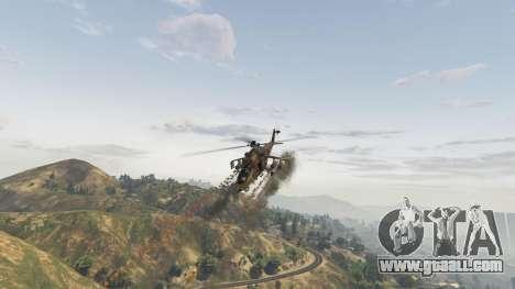 GTA 5 Realistic rocket pod 2.0 sixth screenshot
