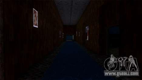 Retextured interior of the mansion MADD Dogg for GTA San Andreas third screenshot