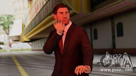 [GTA 5] FIB2 for GTA San Andreas