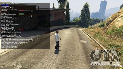GTA 5 Simple Trainer 2.1
