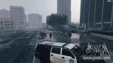 GTA 5 Raccoon City Vehicles eighth screenshot