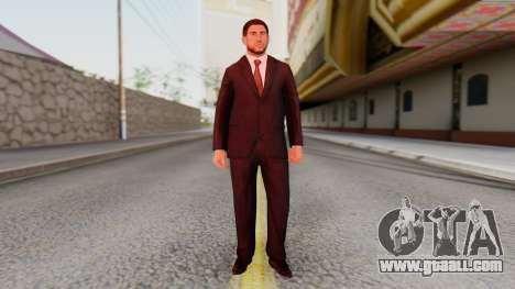 [GTA 5] FIB2 for GTA San Andreas second screenshot