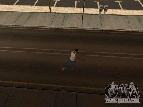 Animation from GTA Vice City for GTA San Andreas eighth screenshot
