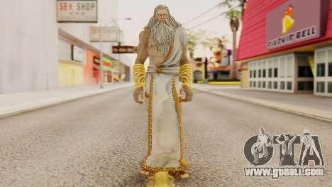 Zeus v1 God Of War 3 for GTA San Andreas second screenshot