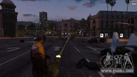 GTA 5 Laser sight seventh screenshot