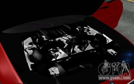 BMW M6 2013 v1.0 for GTA San Andreas engine