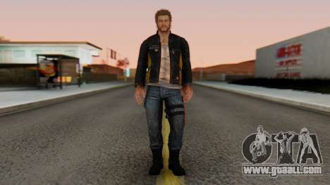 [DR3] Chuck Greene for GTA San Andreas second screenshot
