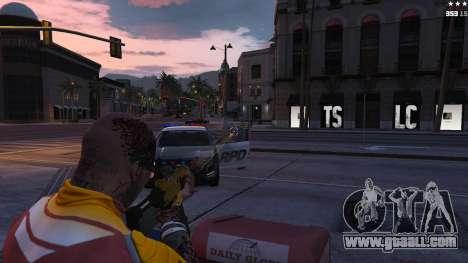 GTA 5 Laser sight fourth screenshot