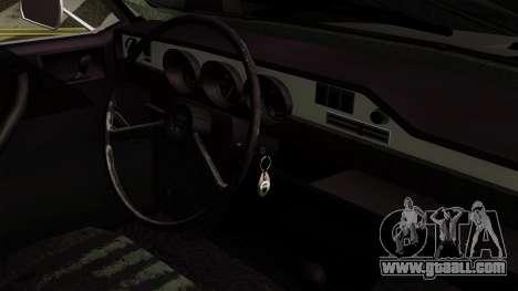 Dacia 1300 for GTA San Andreas right view