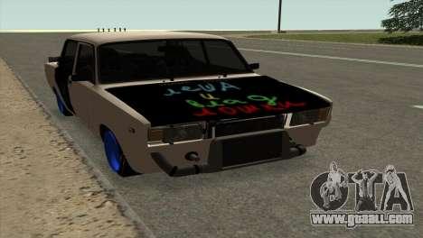 VAZ 2105 BC v2.0 for GTA San Andreas