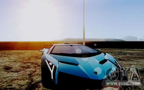 ENB Series HQ Graphics v2 for GTA San Andreas forth screenshot