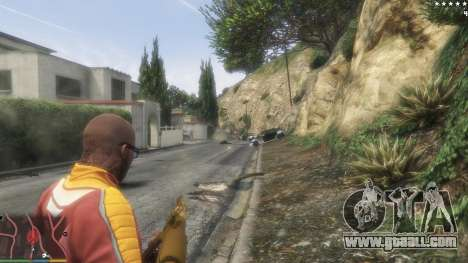 GTA 5 The army instead of the police on 5-stars v1.3.4 third screenshot