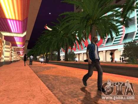 Ultimate Graphics Mod 2.0 for GTA San Andreas second screenshot