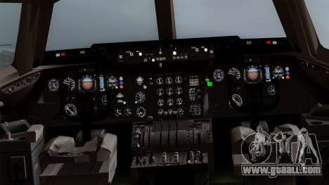 DC-10-30 Martinair for GTA San Andreas inner view