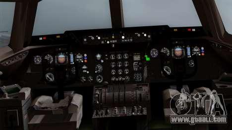 DC-10-30 Martinair for GTA San Andreas inner view