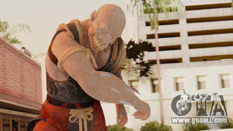 [MKX] Baraka for GTA San Andreas