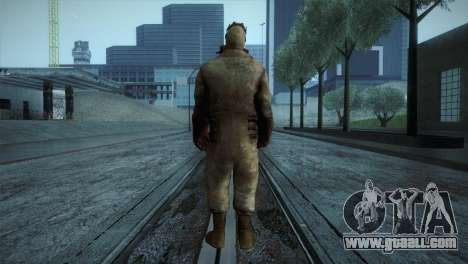Order Soldier3 from Silent Hill for GTA San Andreas third screenshot