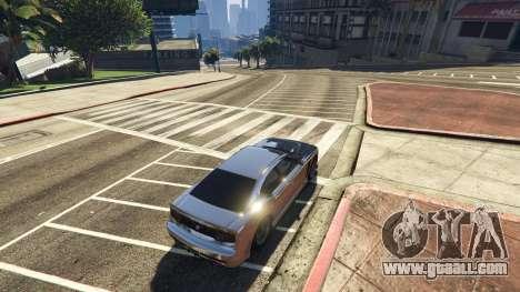GTA 5 GhostAndreas second screenshot