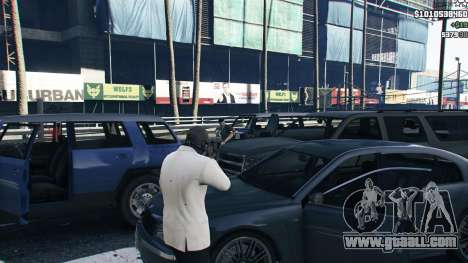 GTA 5 Strapped Peds fourth screenshot