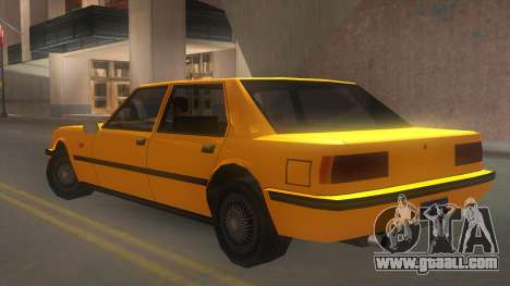Vincent E30 for GTA San Andreas left view