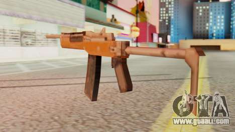 Ruger for GTA San Andreas second screenshot