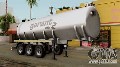 Trailer Kotte Garant for GTA San Andreas