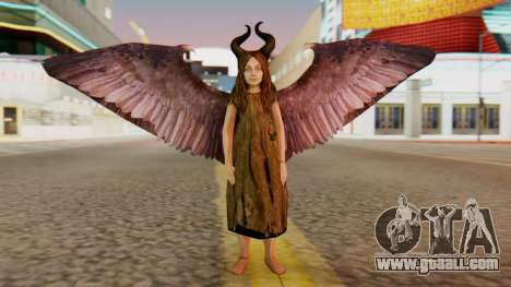 Malefica Child for GTA San Andreas second screenshot