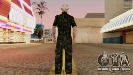 Old Wmyammo for GTA San Andreas third screenshot