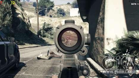 Gang wars 0.2 for GTA 5
