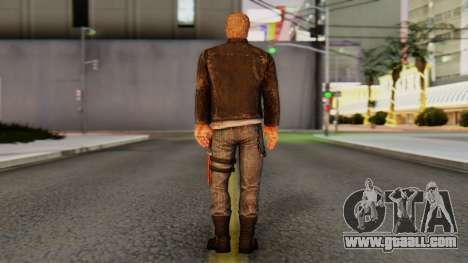 [DR3] Chuck Greene for GTA San Andreas third screenshot
